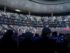 Pan American Opening Ceremonies