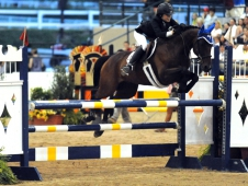 "Julia Curtis and The Waterboy <a href=""http://www.chronofhorse.com/article/julia-curtis-and-waterboy-race-individual-pony-jumpers-gold"">Win Individual Pony Jumper Gold </a>"