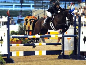 Pony Jumper Individual Championship