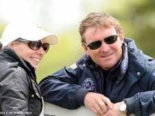 Evie and Phillip Dutton