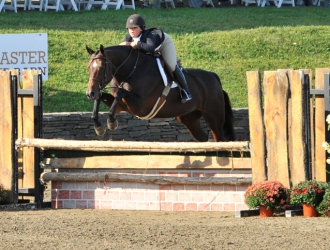 2017 Saugerties Hunter Prix Finals