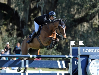 Sights And Sounds From The 2016 Live Oak International Horse Show