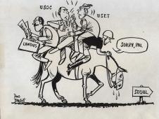 Selection Cartoon