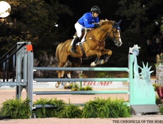 The Inaugural Central Park Horse Show - Friday Night Speed Challenges