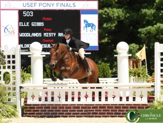 2017 USEF Pony Finals - Wednesday
