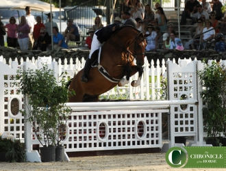 Upperville USHJA International Hunter Derby