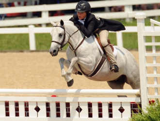 USEF Pony Finals Thursday