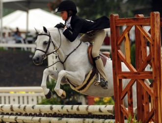 USEF Pony Hunter Finals Thursday 2