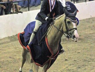 USEF Pony Jumper Team Finals