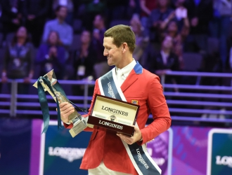 What A Win: Favorite Photos From The 2017 Longines FEI World Cup Jumping Final