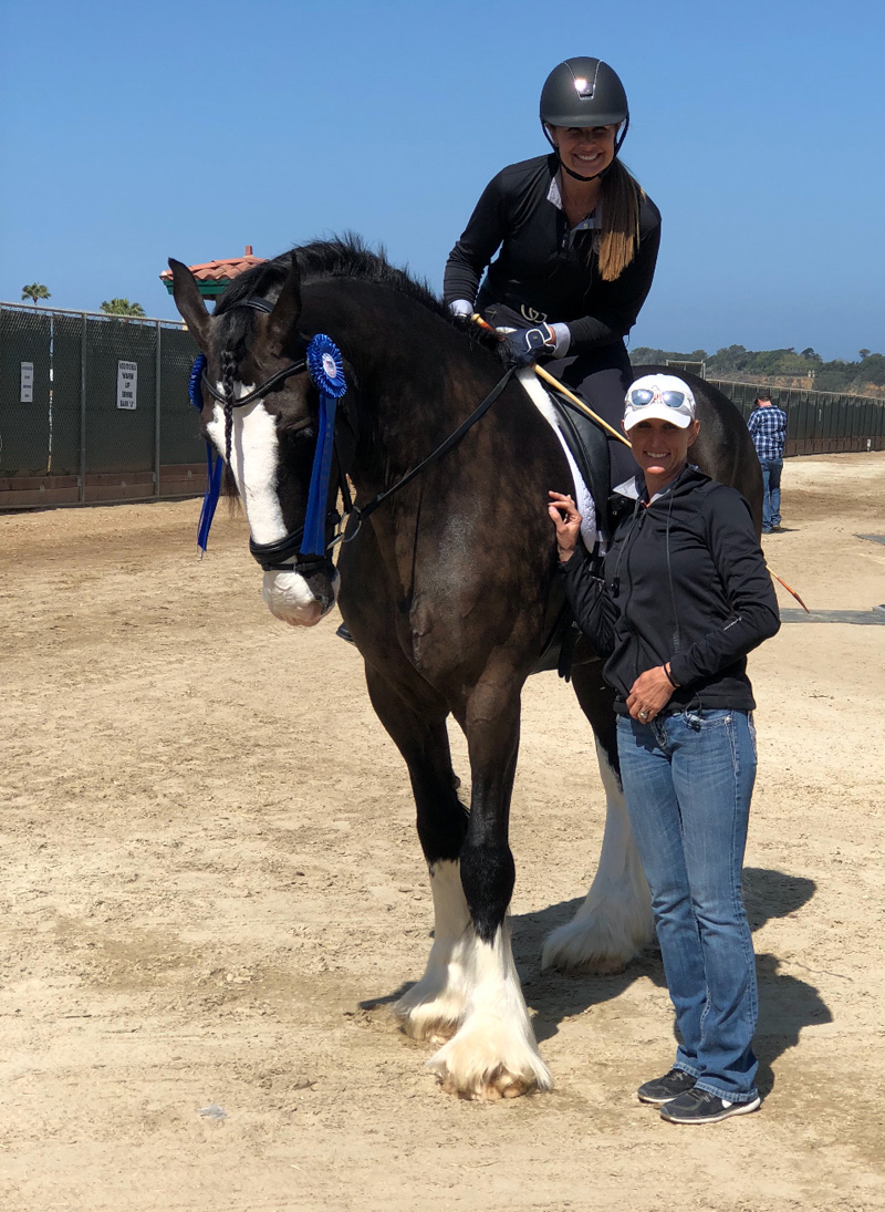 1First Level Winner at Del Mar Nationals