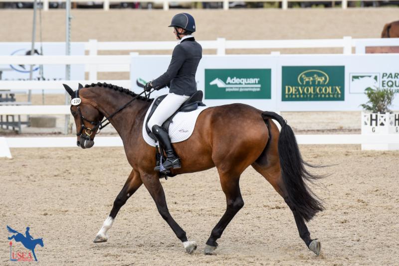 Kelsey Horn - Training Rider
