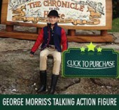 George Morris Action Figure
