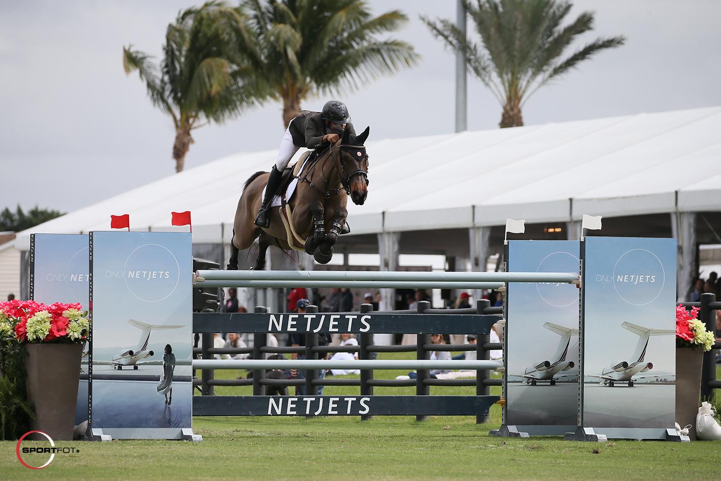 Daniel Bluman and Sancha LS NetJetsGP 298_8975 Sportfot