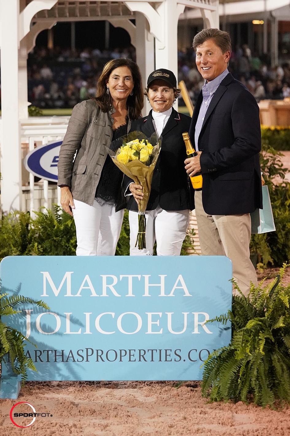 Margie Engle Martha Jolicoeur Leading LAdy 30606374 Sportfot