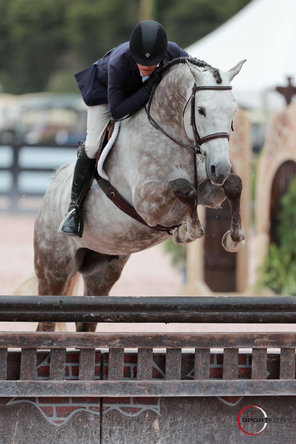 21/02/2018 ; Wellington FL ; Winter Equestrian Festival - Week 7