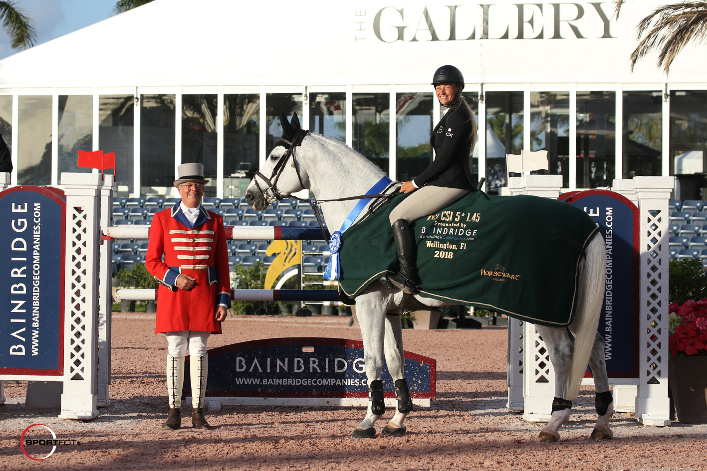 Kristen Vanderveen and Bull Run's Faustino de Tili pres 308_9290 sportfot