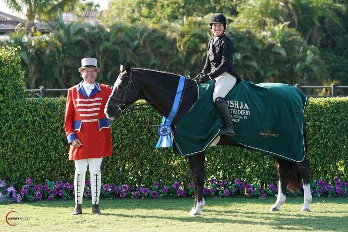 28/03/2018 ; Wellington FL ; Winter Equestrian Festival - Week 1