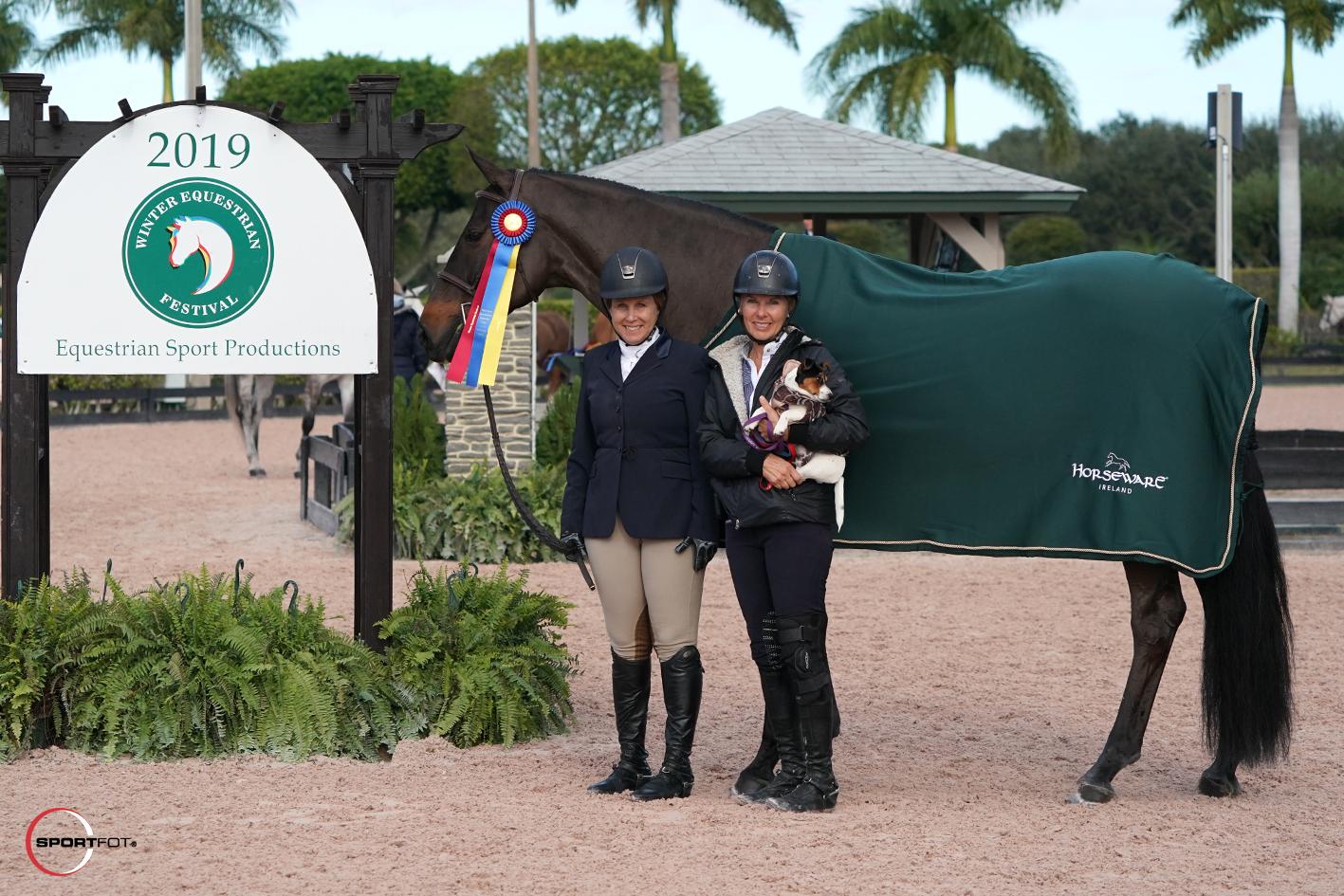 09/01/2019 ; Wellington FL ; Winter Equestrian Festival - Week 1