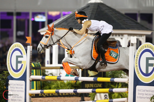 01/02/2017 ; Wellington FL ; Winter Equestrian Festival - Week 4 ; Sportfot