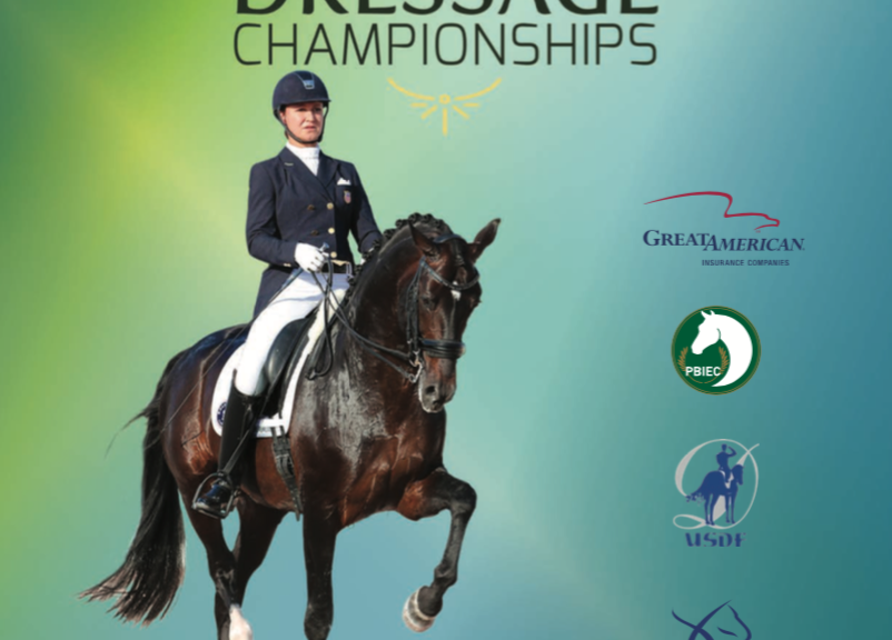 Global Dressage Festival - 12 equestrian places in the us