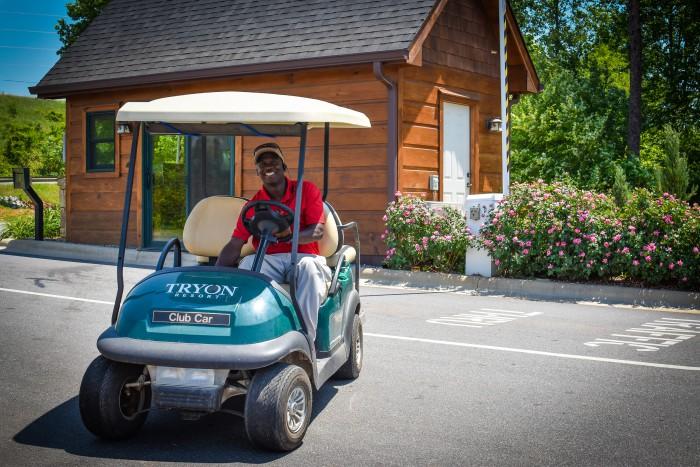 otis golf cart
