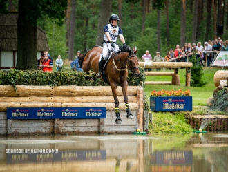 2018 Luhmühlen CCI**** Cross-Country