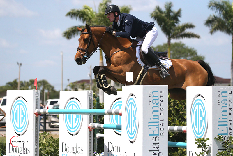 The Chronicle of the HorseMadden And Breitling LS Are In Fine Form In $205,000 CaptiveOne Advisors Grand Prix - 웹