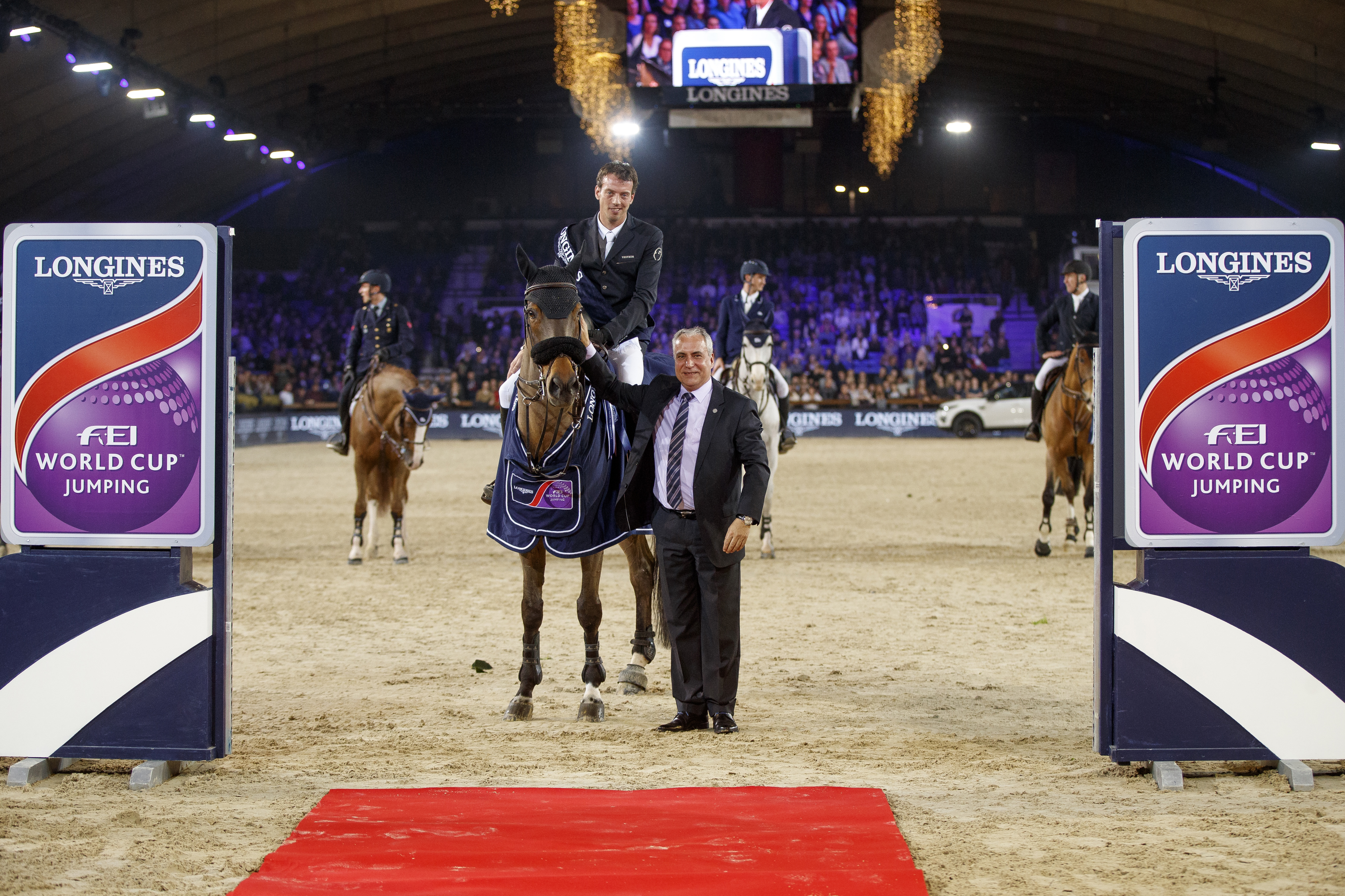 Longines FEI World Cup presented by Land Rover - Mechelen 2017