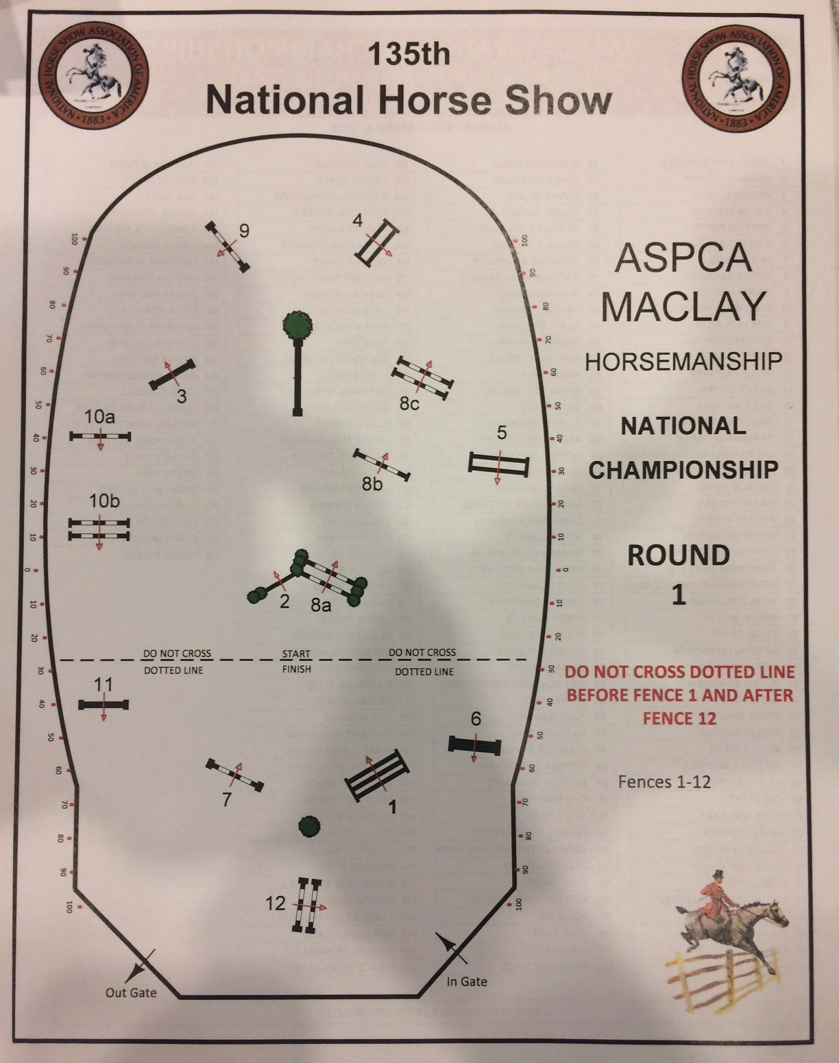 Maclay course