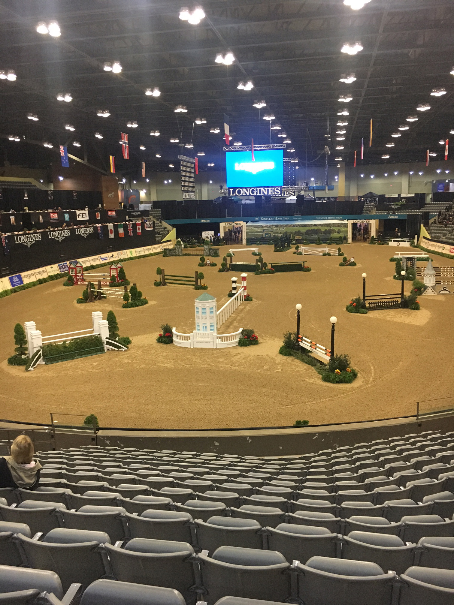 Maclay course picture