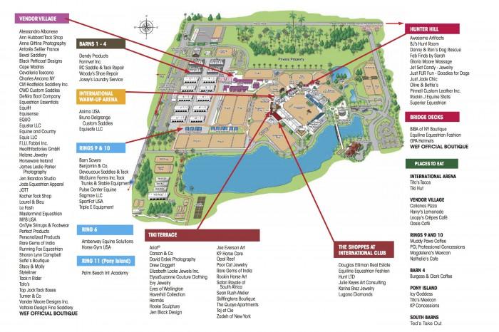 2017 Vendor MAP