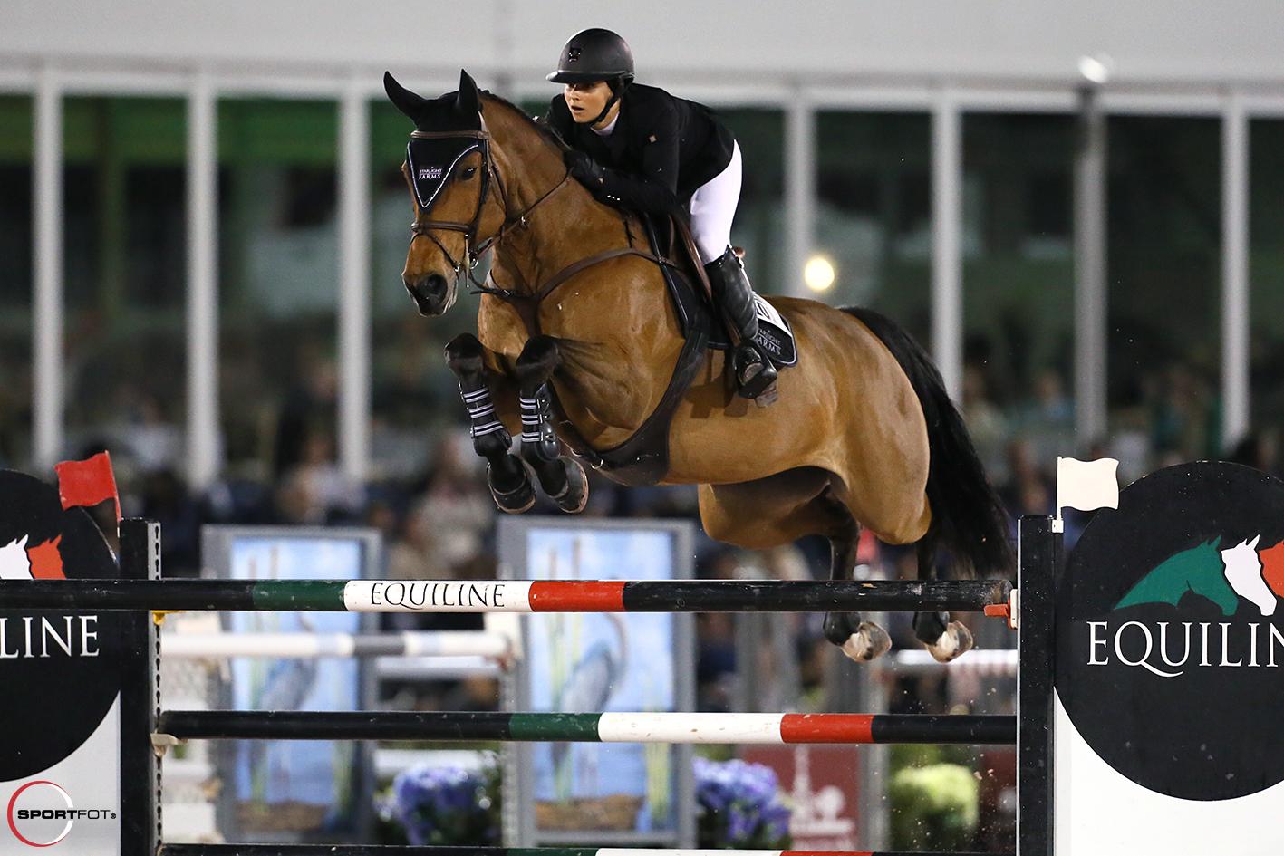 Adrienne Sternlicht and Cristalline 298_3672 Sportfot