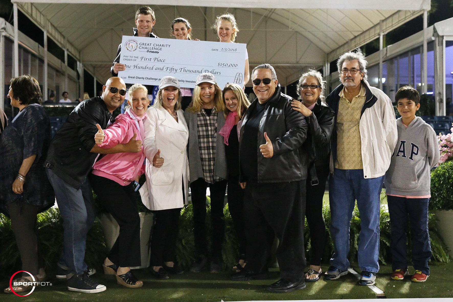 Education Foundation winning team GCC pres 298_9605 Sportfot