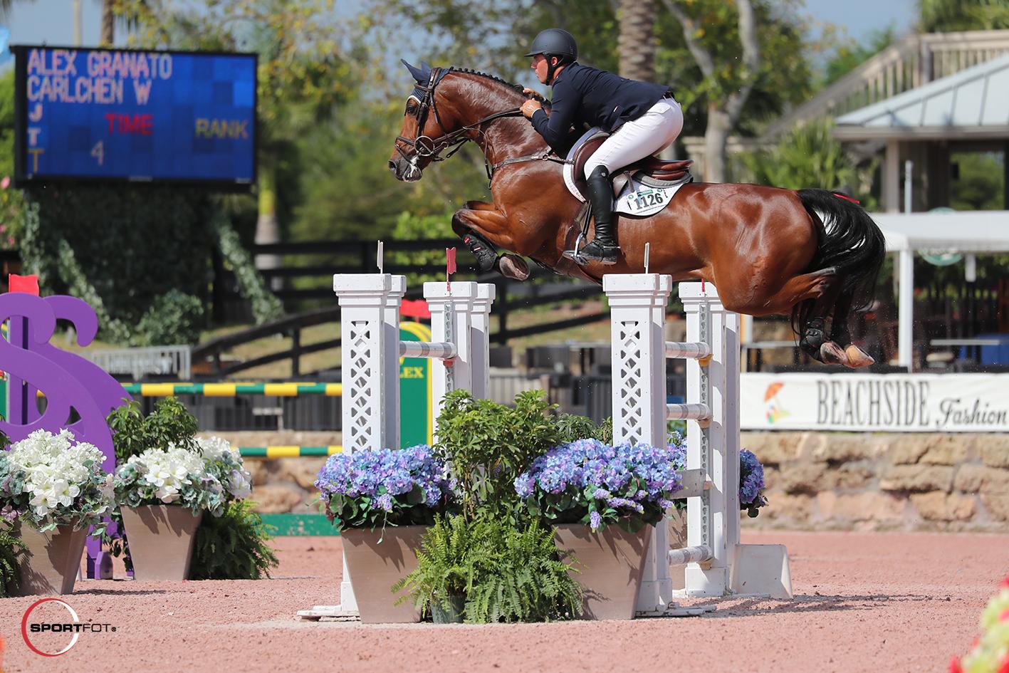 Alex Granato and Carlchen W 313_8639 Sportfot