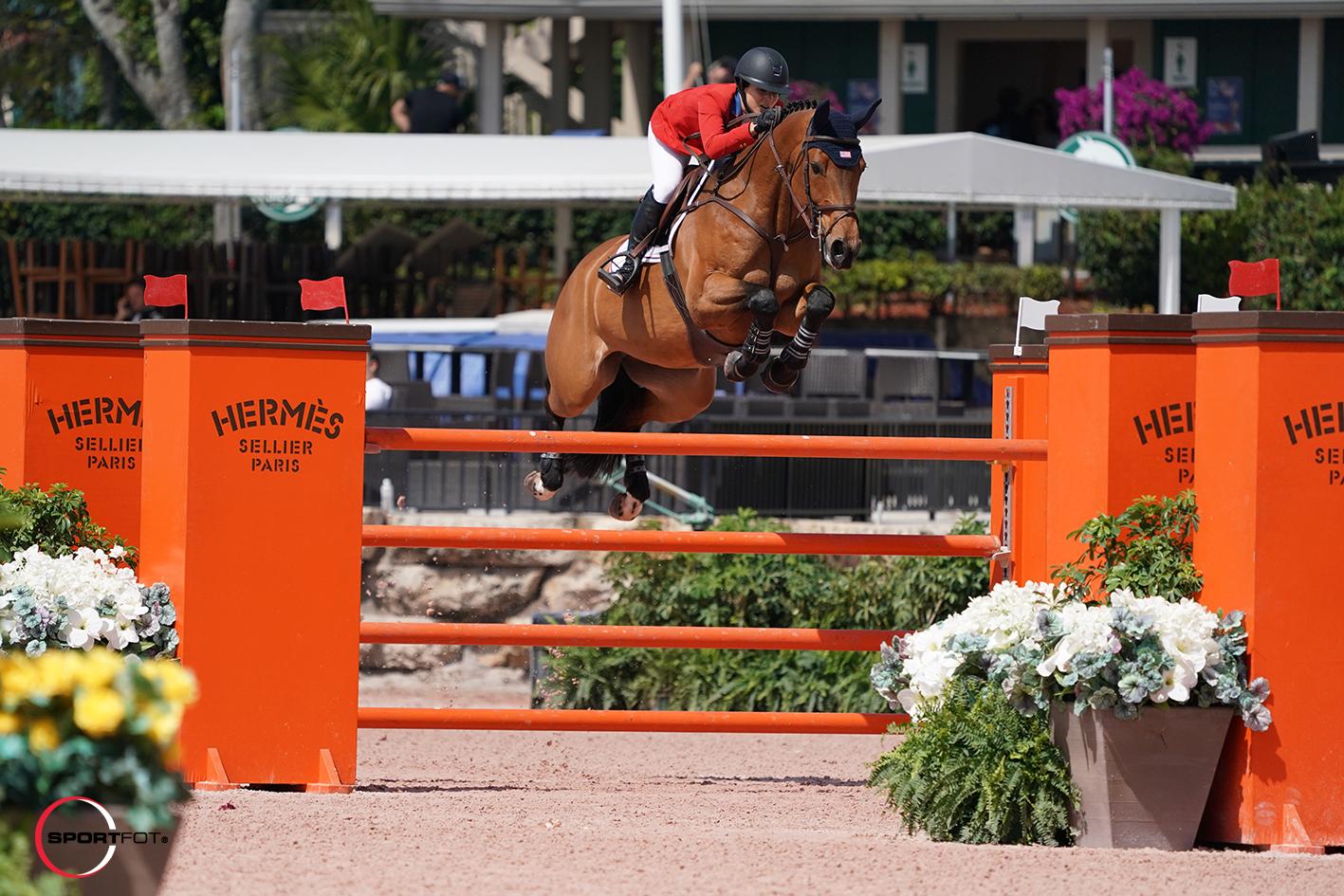 Adrienne Sternlicht and Cristalline 314_7568 Sportfot