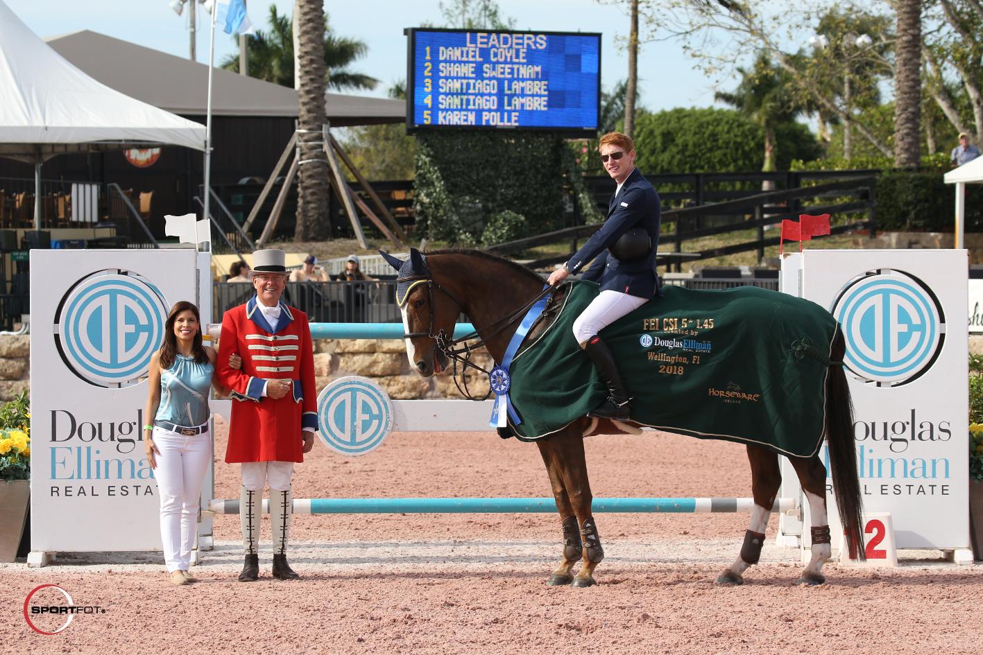 Daniel Coyle and Tienna pres 315_6212 Sportfot