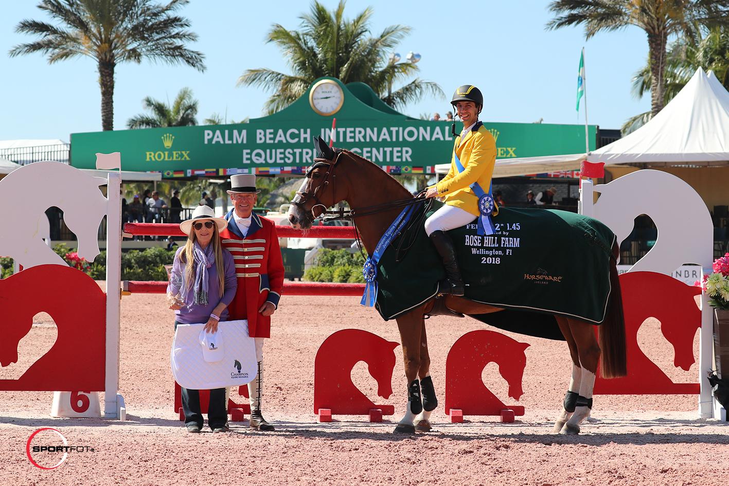 Yuri Mansur and Babylotte Jumper Style Award pres 317_7349 Sportfot