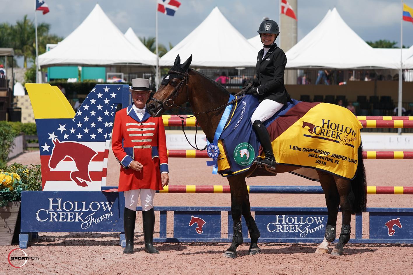 Tiffany Foster and Brighton pres 32003412 Sportfot