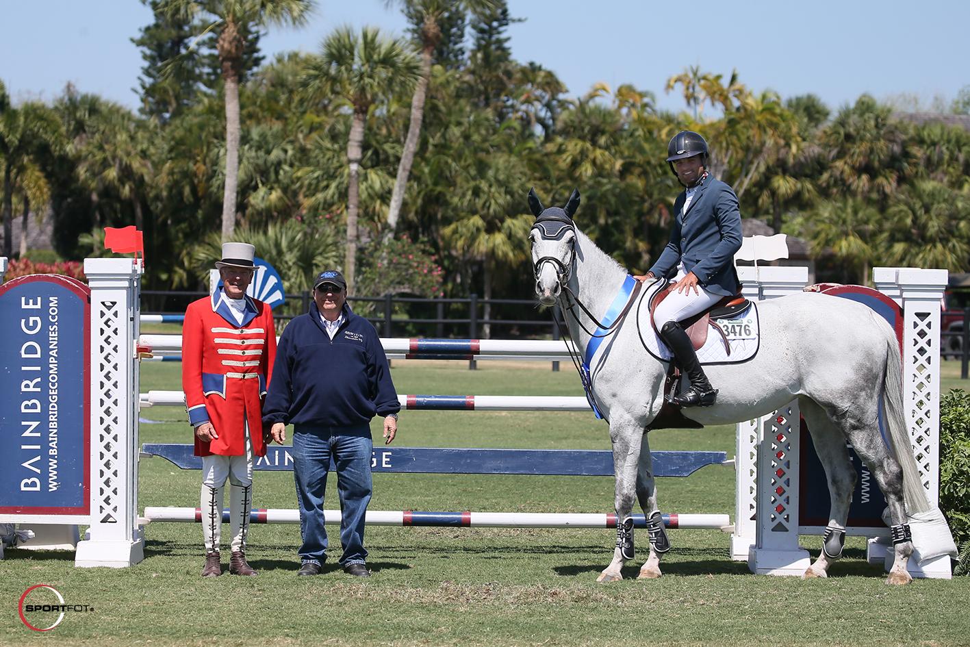 Daniel Bluman and Esmee pres 325_0143 Sportfot
