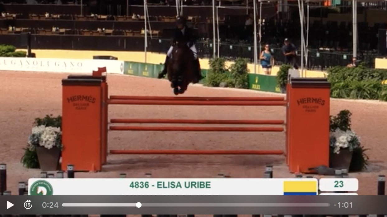 elisa uribe screenshot