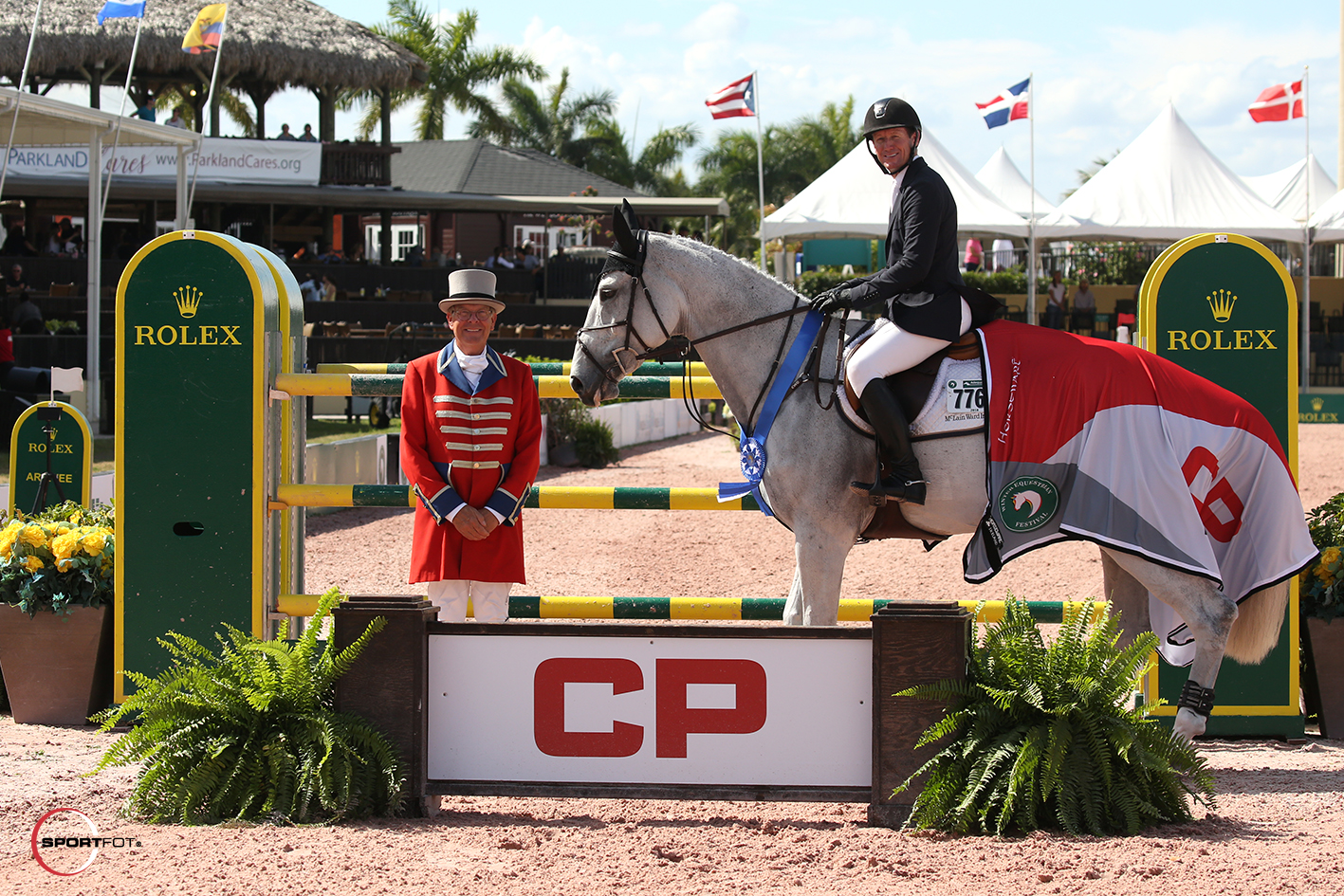 McLain Ward and Clinta pres 330_2286 Sportfot