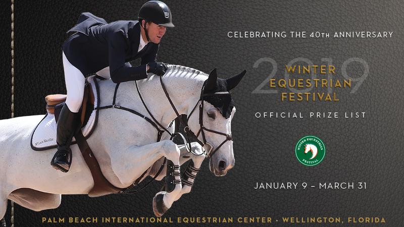 Image result for winter equestrian festival 2019