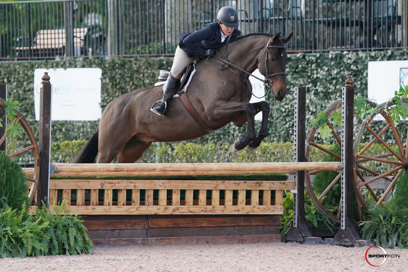 09/01/2019 ; Wellington FL ; Winter Equestrian Festival - Week 1