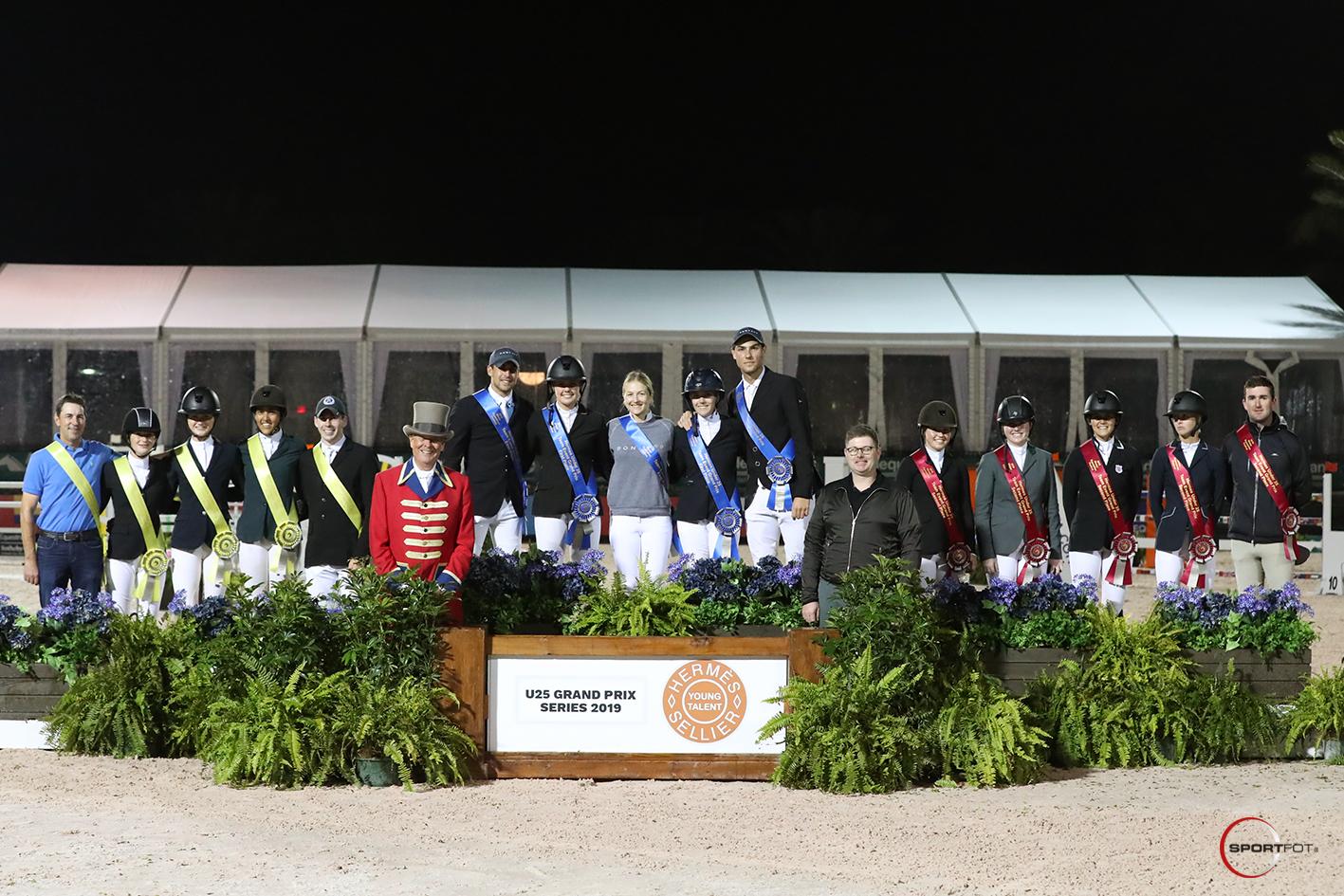 U25 Team Event top 3 podium 404_2710 Sportfot