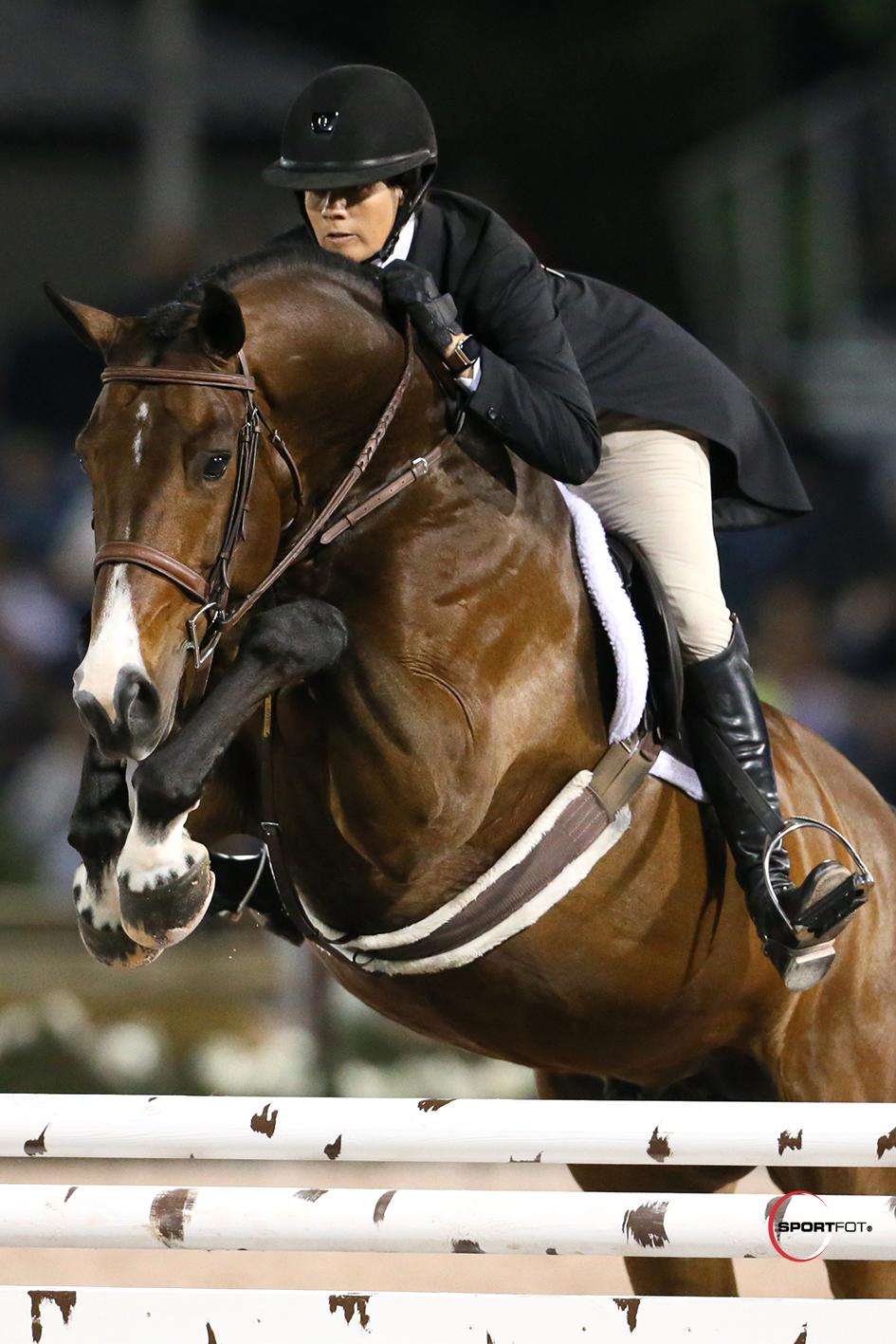 Amanda Steege and Lafitte de Muze WCHR 422_0523 Sportfot