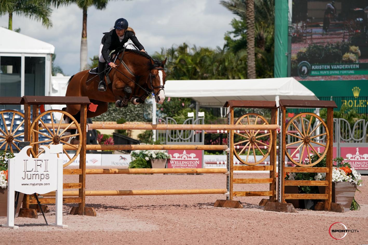 Kristen Vanderveen and Bull Run's Divine Fortune 41806683 Sportfot