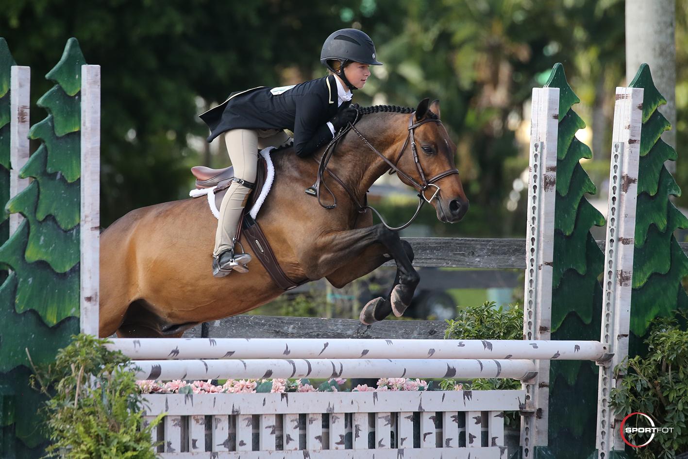 27/02/2019 ; Wellington FL ; Winter Equestrian Festival - Week 8