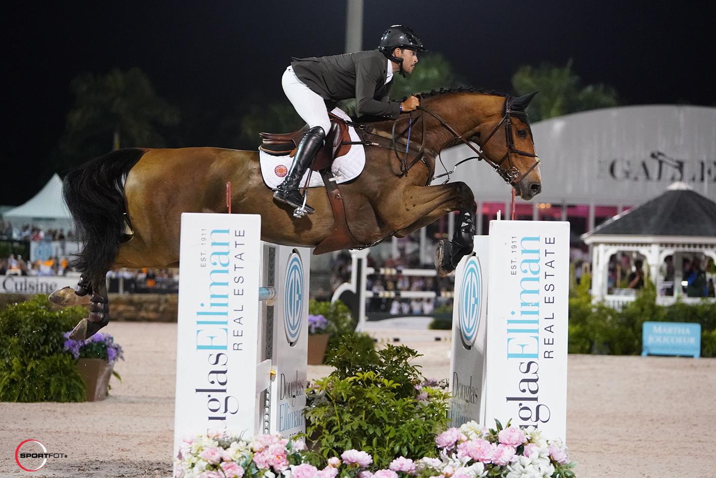 Daniel Bluman and Ladriano Z 43100220 Sportfot