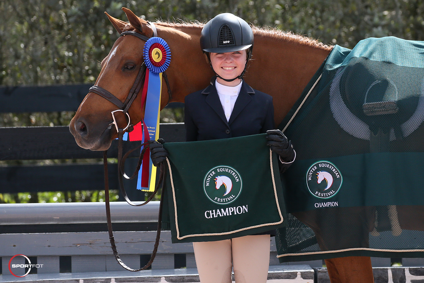20/03/2019 ; Wellington FL ; Winter Equestrian Festival - Week 11